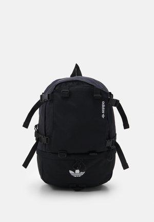BACKPACK UNISEX - Rucksack - black/white