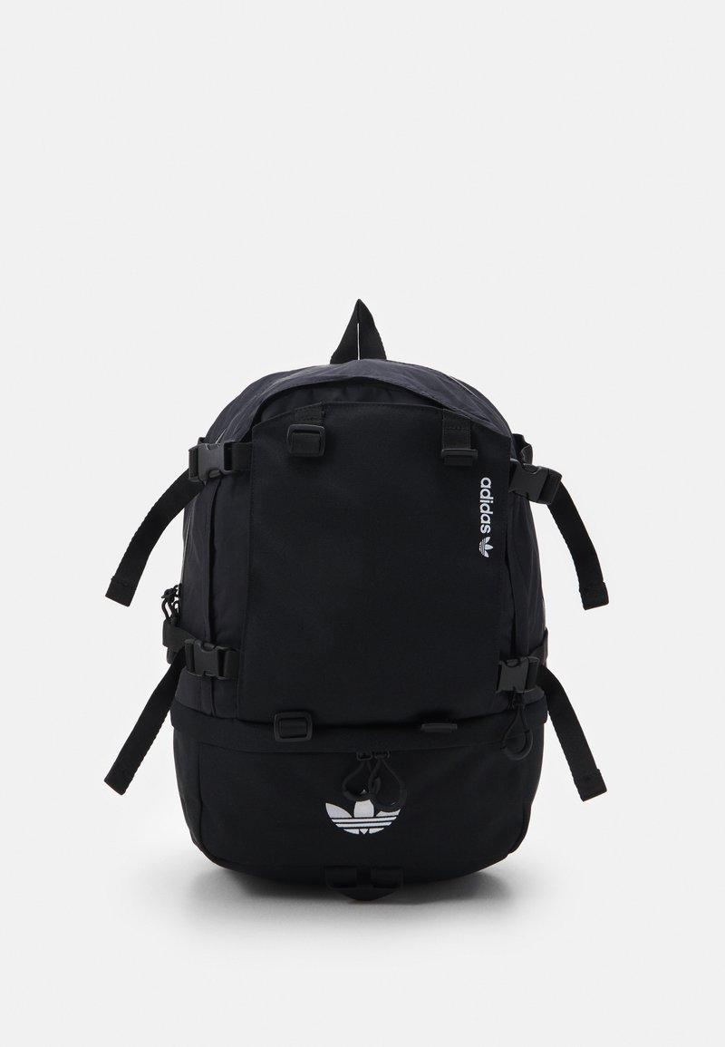 adidas Originals - BACKPACK UNISEX - Rucksack - black/white