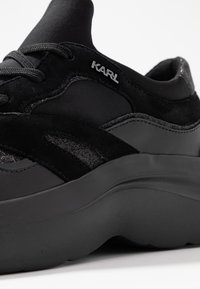 KARL LAGERFELD - SKYLINE DELTA LO LACE MIX - Trainers - black - 2