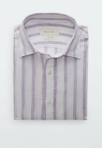Massimo Dutti - Shirt - neon pink - 4