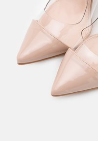 BEBO - High heels - clear/nude - 5