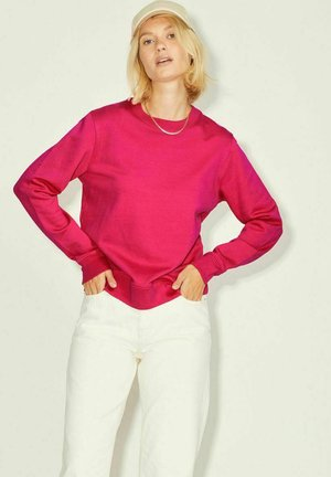 JXAYA RELAXED - Sweater - bright rose