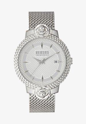 MOUFFETARD - Uhr - silver-coloured