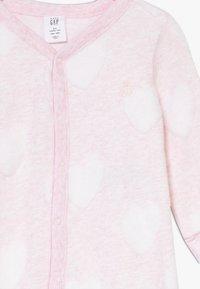 GAP - ICON  - Pyjama - pink heather - 3