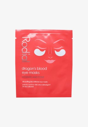 DRAGON'S BLOOD EYE MASK - Eyecare - -