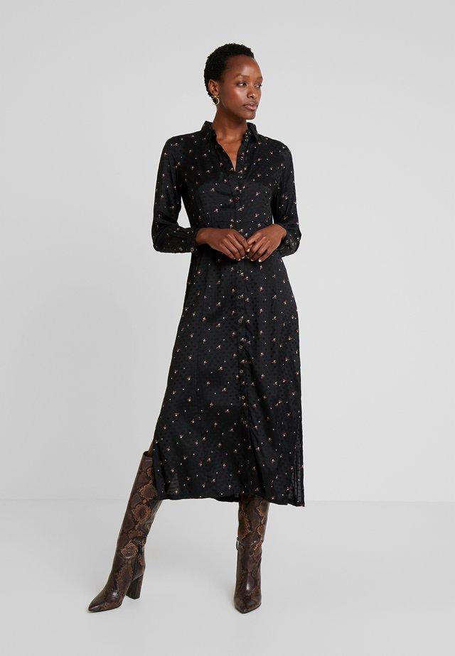 LILLIAN DRESS - Vestido largo - black
