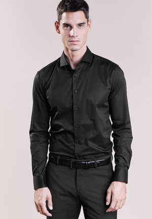 ELIAS - Formal shirt - black