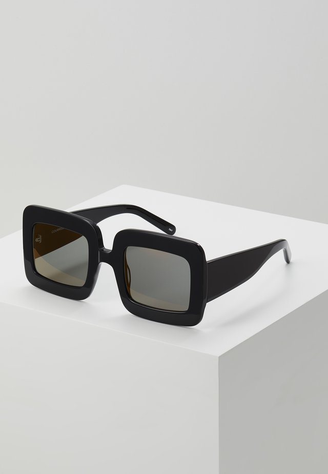 Gafas de sol - black/copper