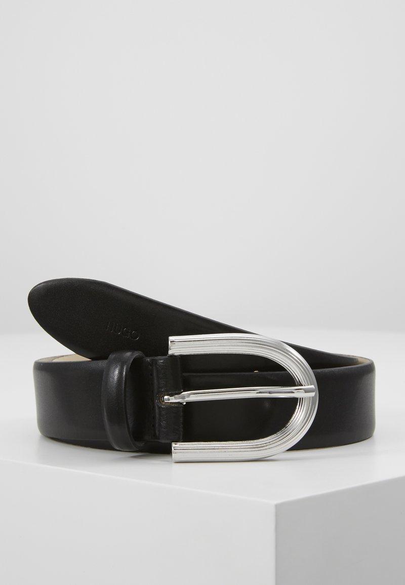 HUGO - ISABEL BELT - Belte - black