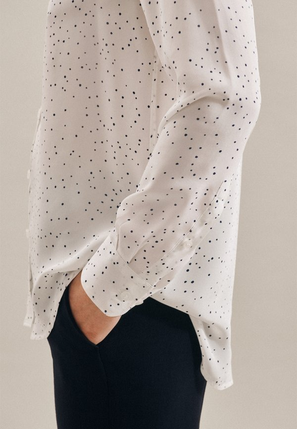 Seidensticker REGULAR FIT - Koszula - weiss/biały OHCC