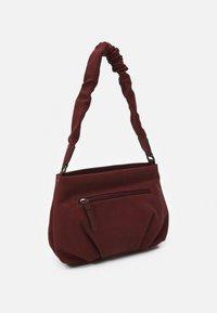 TOM TAILOR - Handbag - henna - 1