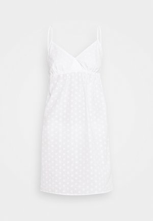 DELIAH COOCHEMISE - Nightie - white