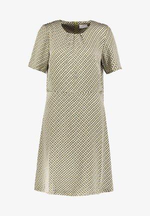 KAFOLDY ALVI DRESS - Denní šaty - moss