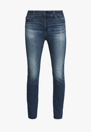 MARI - Slim fit jeans - blue