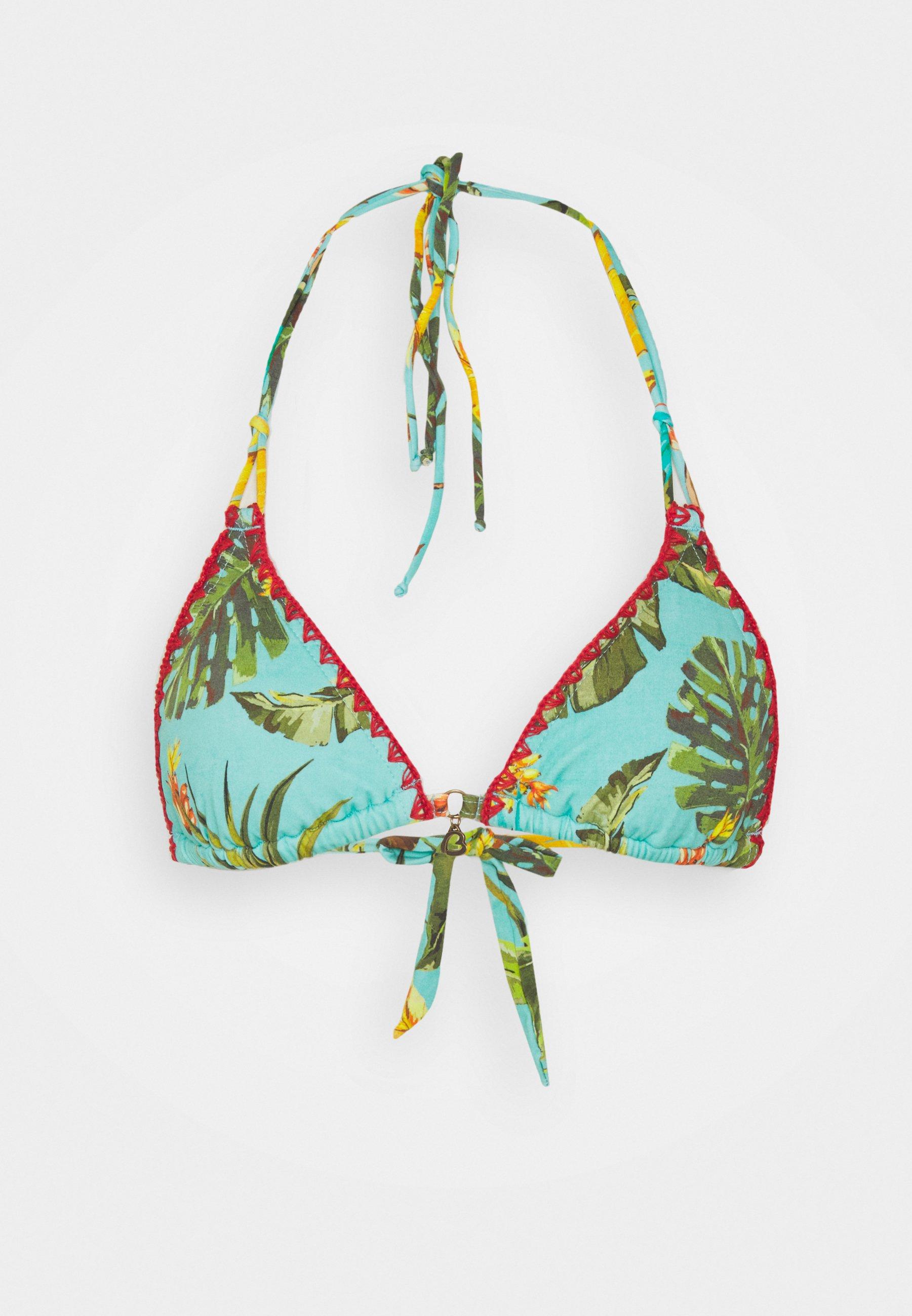 Women NUCO BANANAS - Bikini top