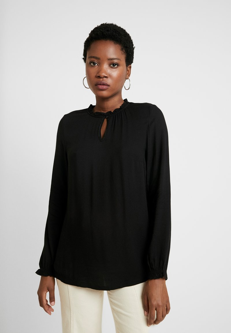s.Oliver - Blouse - black