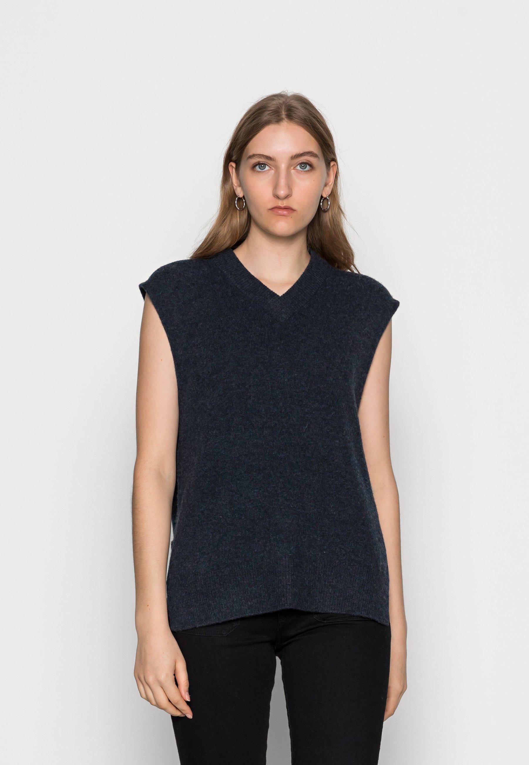 Femme AMAR VEST - Pullover