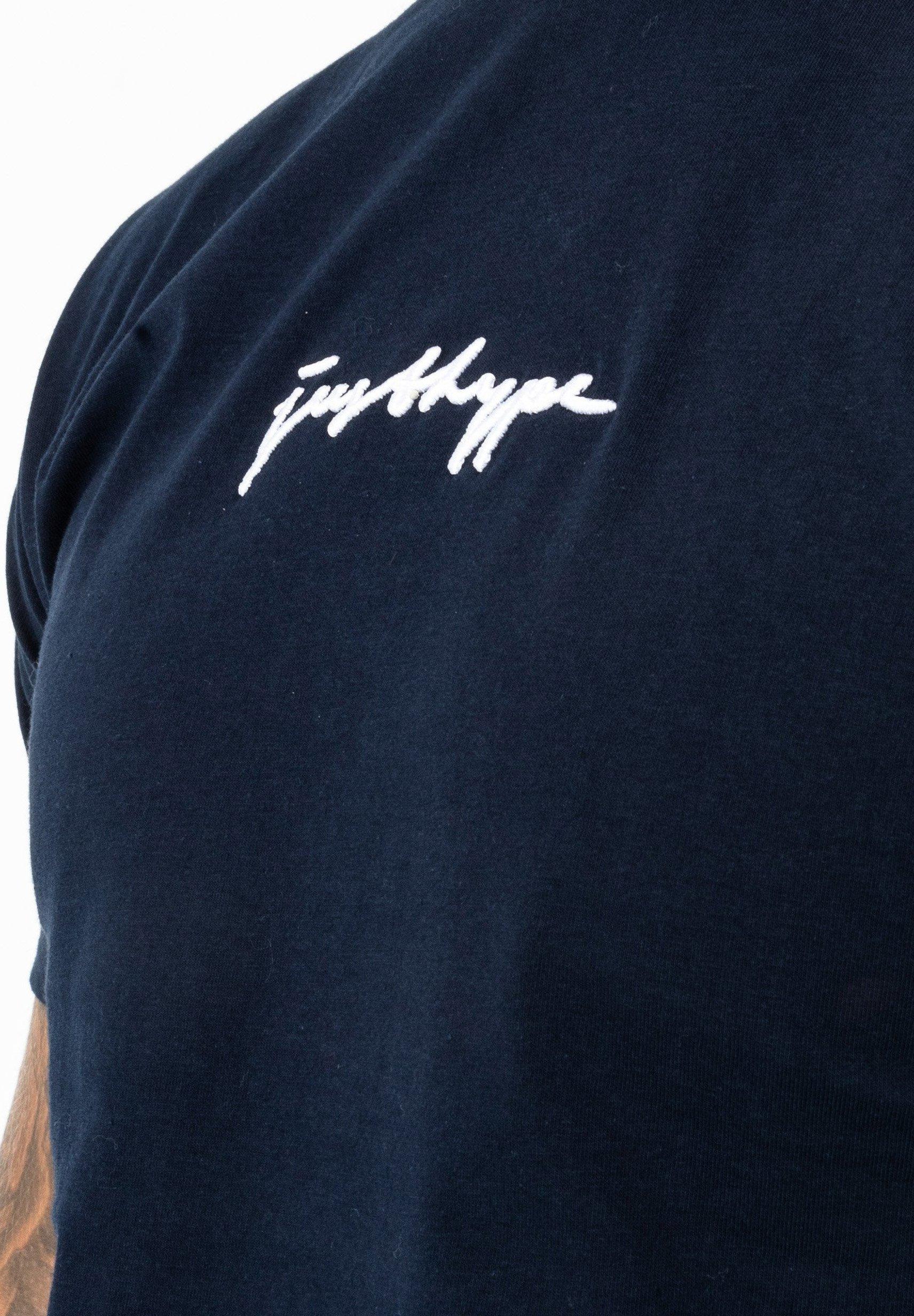 Herren SCRIPT - T-Shirt print