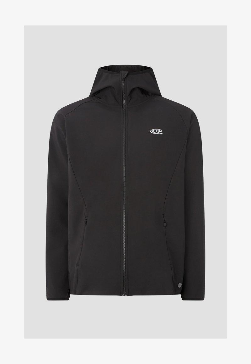 O'Neill - Soft shell jacket - black out