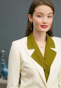 Swarovski - INFINITY NECKLACE - Ketting - rose gold-coloured - 4