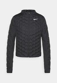 Nike Performance - Down jacket - black/silver - 4
