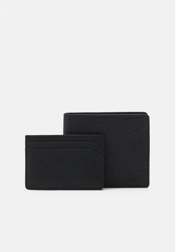 UNISEX SET - Wallet - black