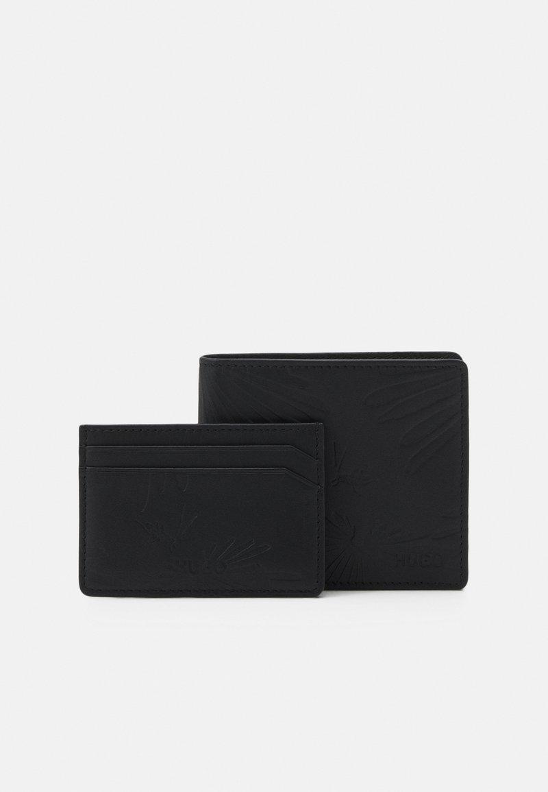 HUGO - UNISEX SET - Wallet - black