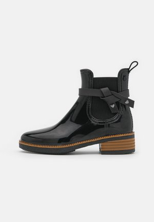 JOSEPHINE - Botas de agua - black