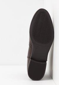 Anna Field - Ankelstøvler - dark brown - 6