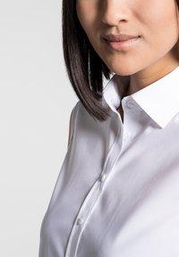 Eterna - DAMEN  - Button-down blouse - white - 2