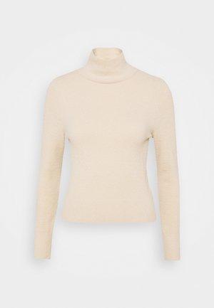 FLUFFY - Jumper - beige