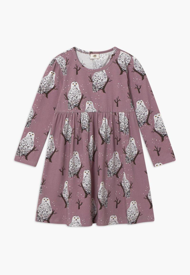 Walkiddy - Jersey dress - purple