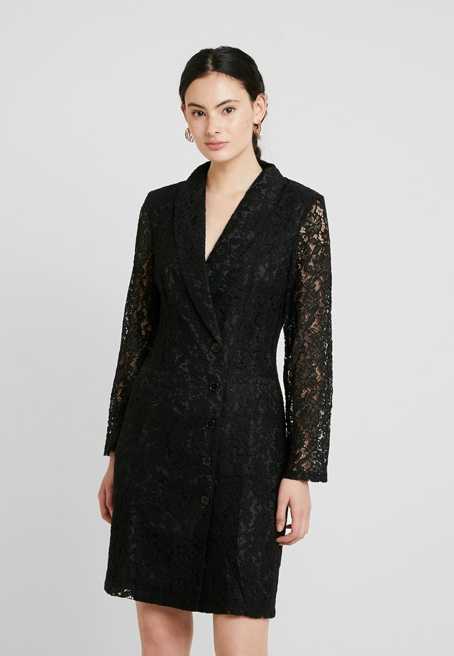 TAILORED DRESS - Robe de soirée - black