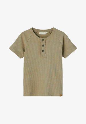 T-shirt basic - silver sage