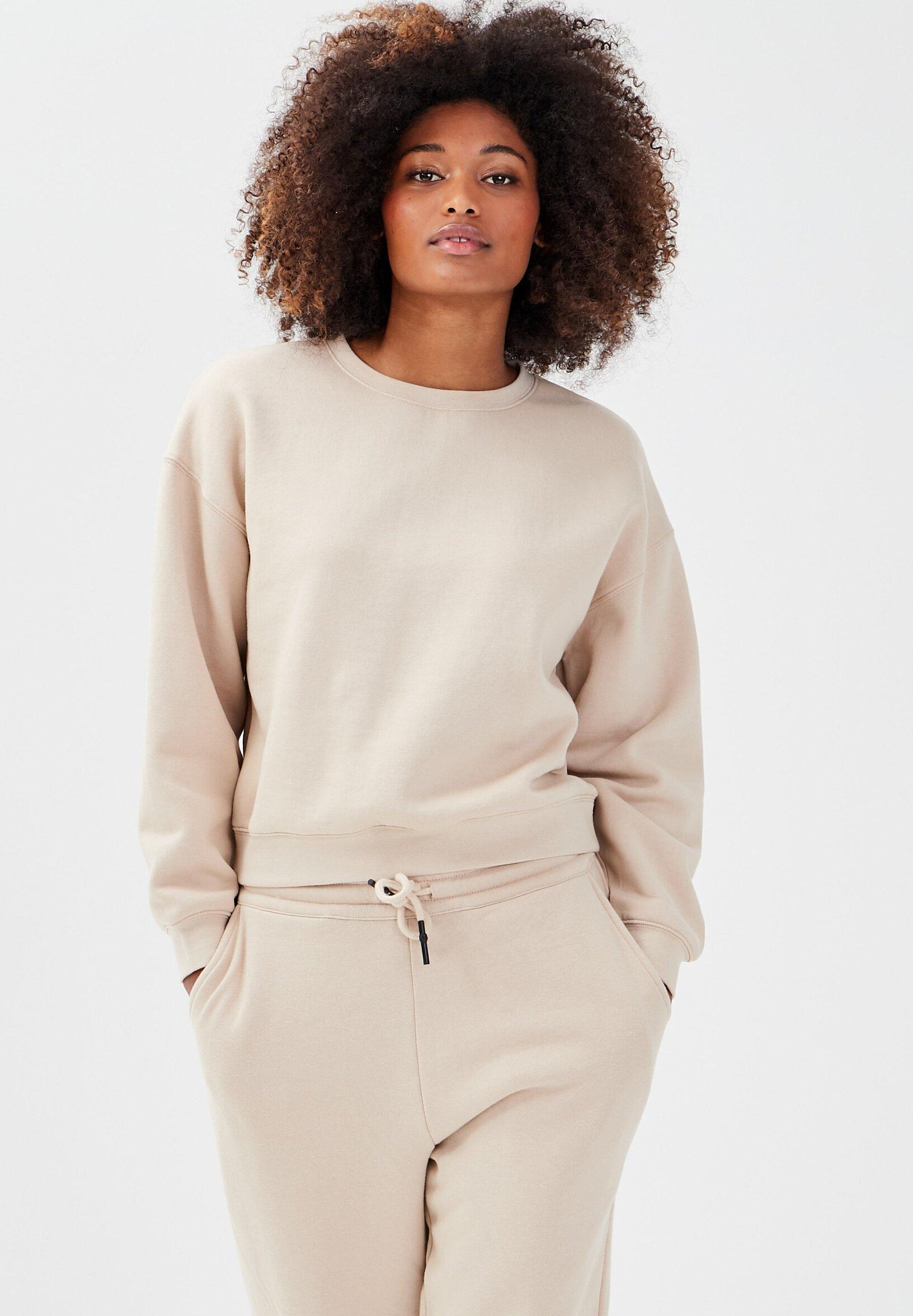 Femme AVEC COL ROND  - Sweatshirt