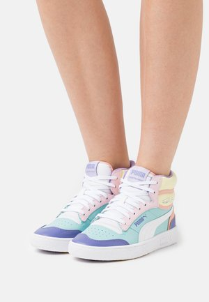 RALPH SAMPSON MID  - High-top trainers - blue/pink lady