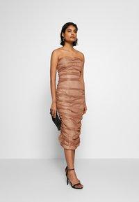 LEXI - COURTNEY DRESS - Cocktail dress / Party dress - rose gold - 1