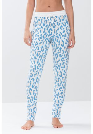 Pyjama bottoms - pacific blue