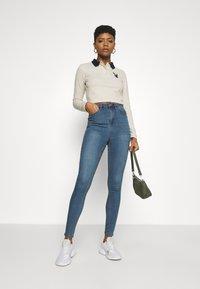 Missguided - SINNER  - Jeans Skinny - blue - 1