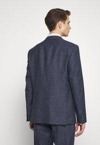 Tommy Hilfiger Tailored - BLEND  SLIM FIT SUIT - Suit - blue - 3