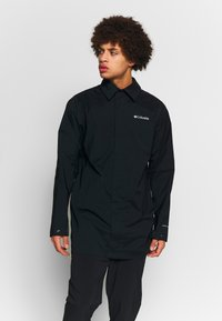 Columbia - EAST PARK™ MACKINTOSH JACKET - Kurzmantel - black - 3