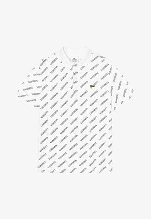 PH8007-00 - Polo shirt - white/black