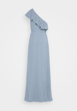 YOUR FINE FRILL GOWN - Iltapuku - dusty blue