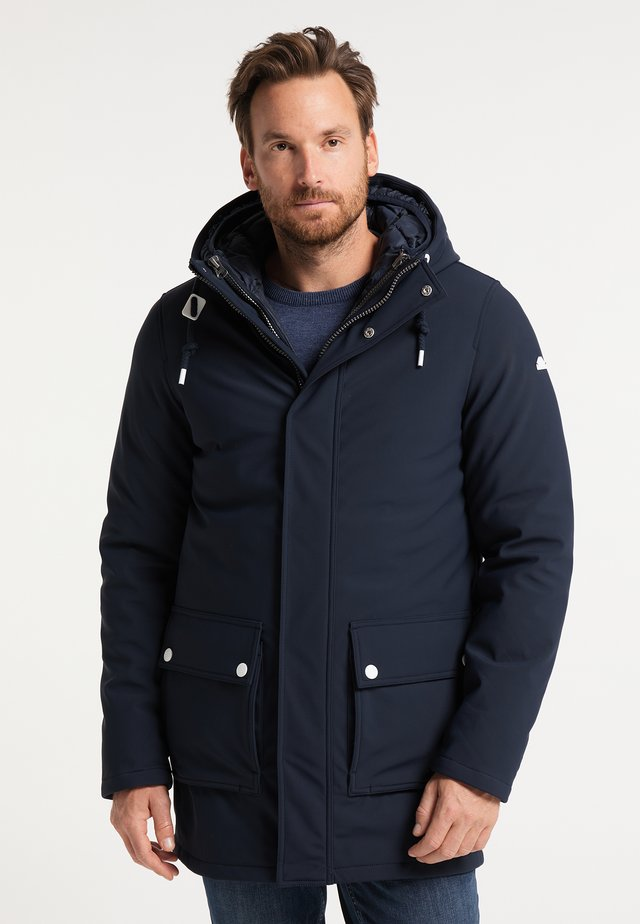 Cappotto invernale - marine