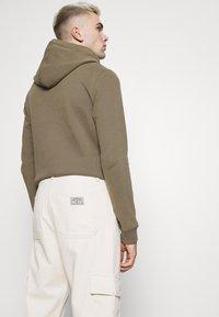 Kaotiko - PANT NEW YORK  - Pantalon cargo - nature - 3