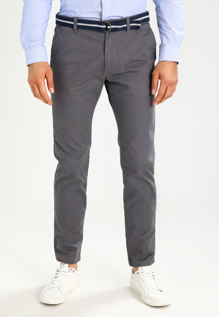 Esprit - Chinos - dark grey
