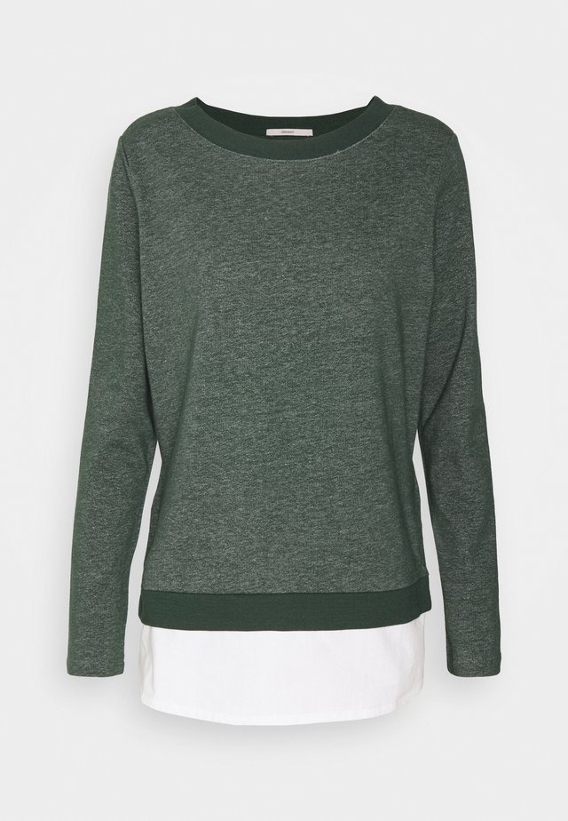 Bluza - dark green