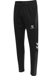 Hummel - LEAD PANTS - Jogginghose - black - 2