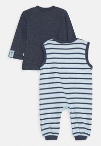 Jacky Baby - NATIVE RACCOON SET - Jumpsuit - blue - 1