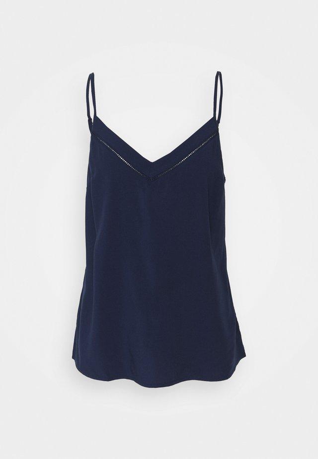 SONGE TOP - Pyžamový top - night blue